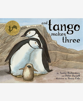 and tango makes three review