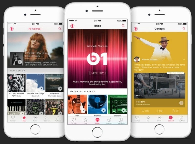 apple music streaming service review