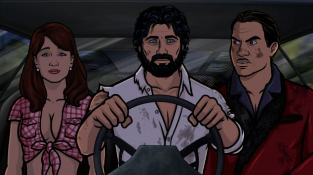 archer season 5 episode 1 review