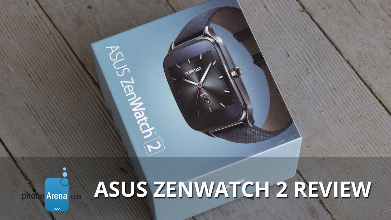 asus zenwatch 2 review 2017