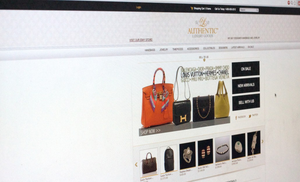authentic luxury goods website reviews