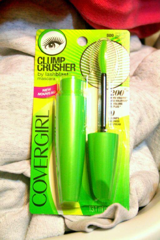 covergirl lashblast clump crusher mascara review