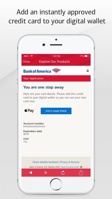 bank of america app review