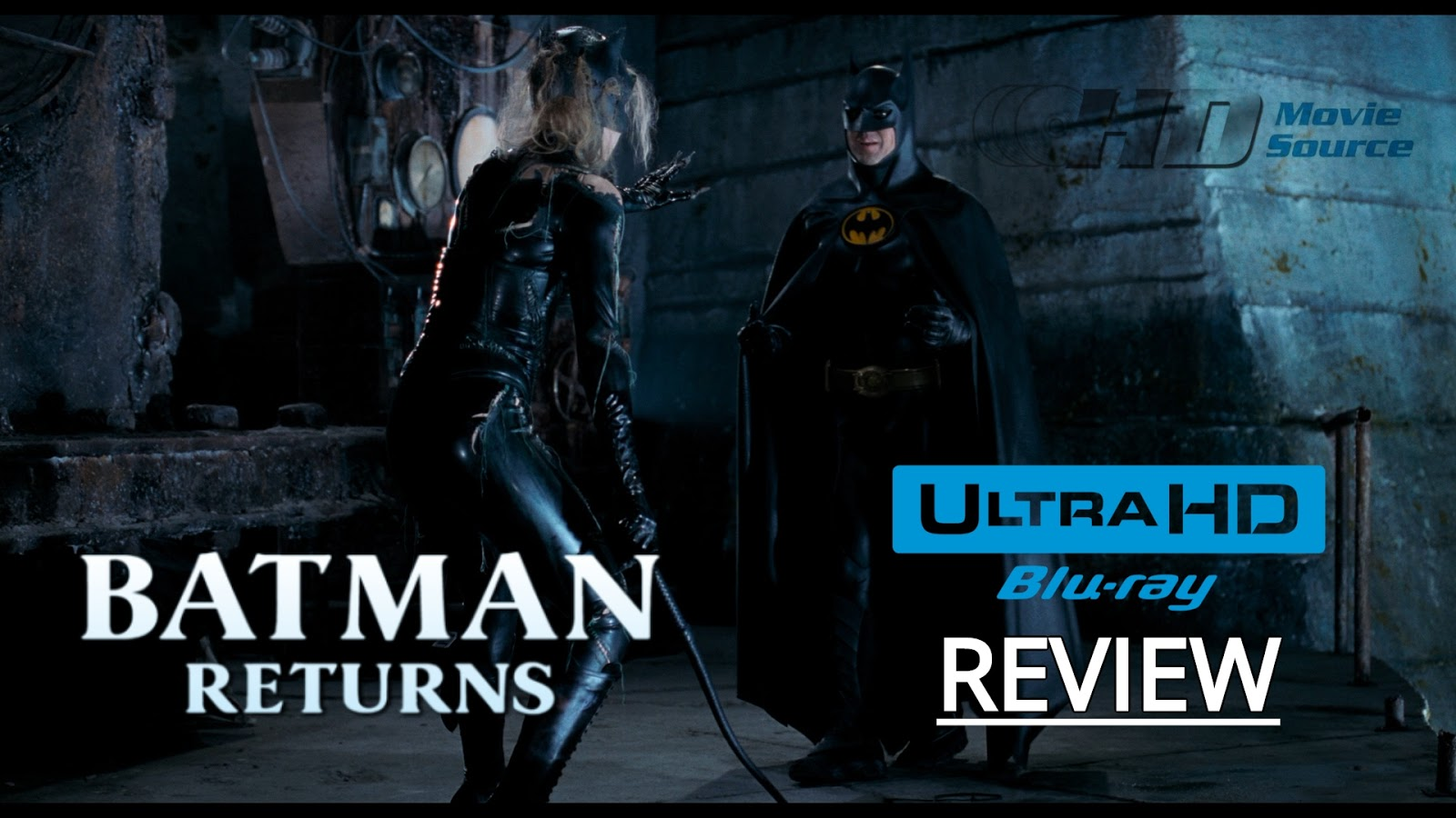 batman returns blu ray review