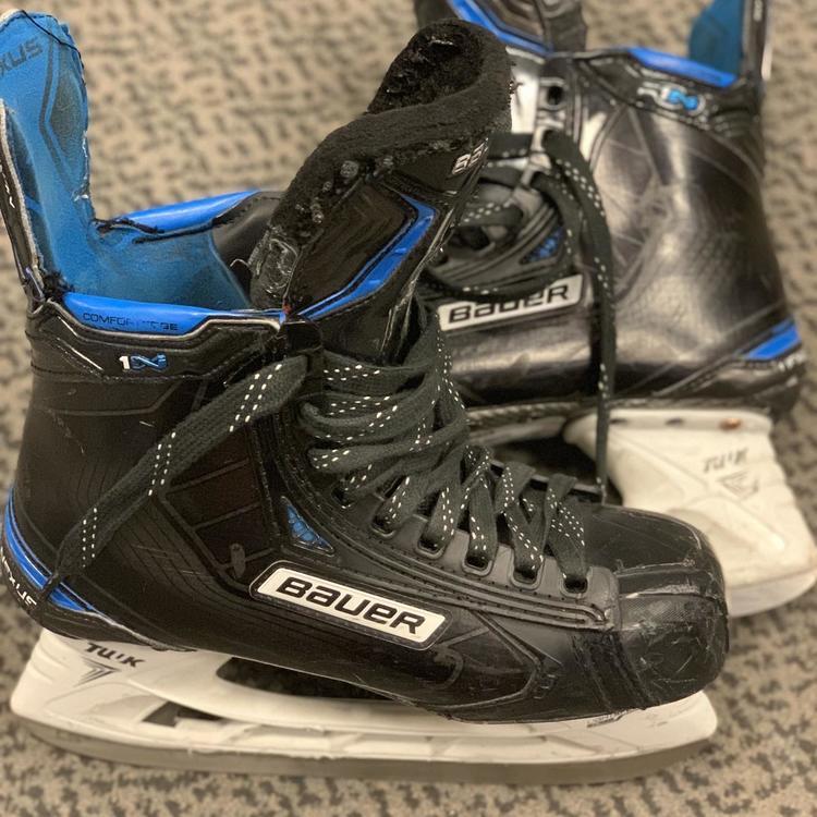 bauer nexus 1n skates review
