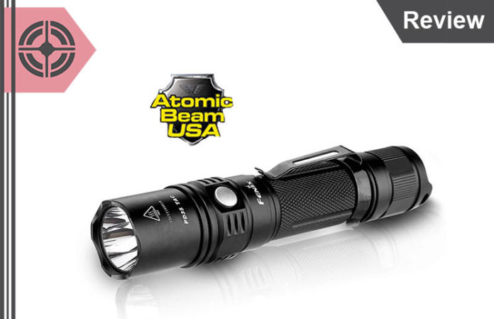 atomic beam usa flashlight review