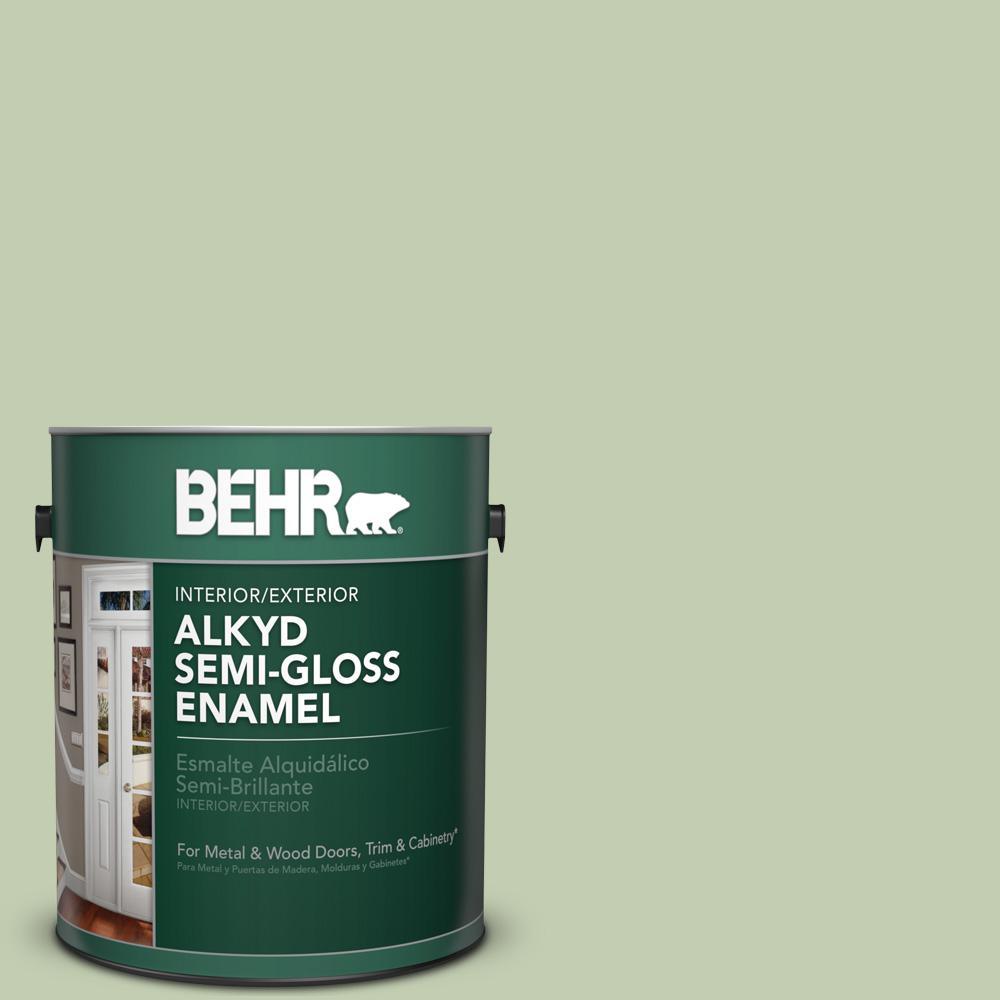 behr alkyd semi gloss enamel reviews