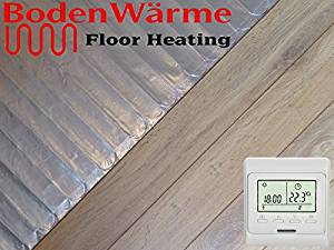 best floor heating system review