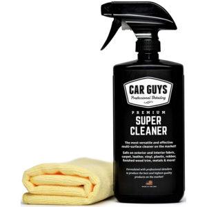best spray carpet cleaner reviews