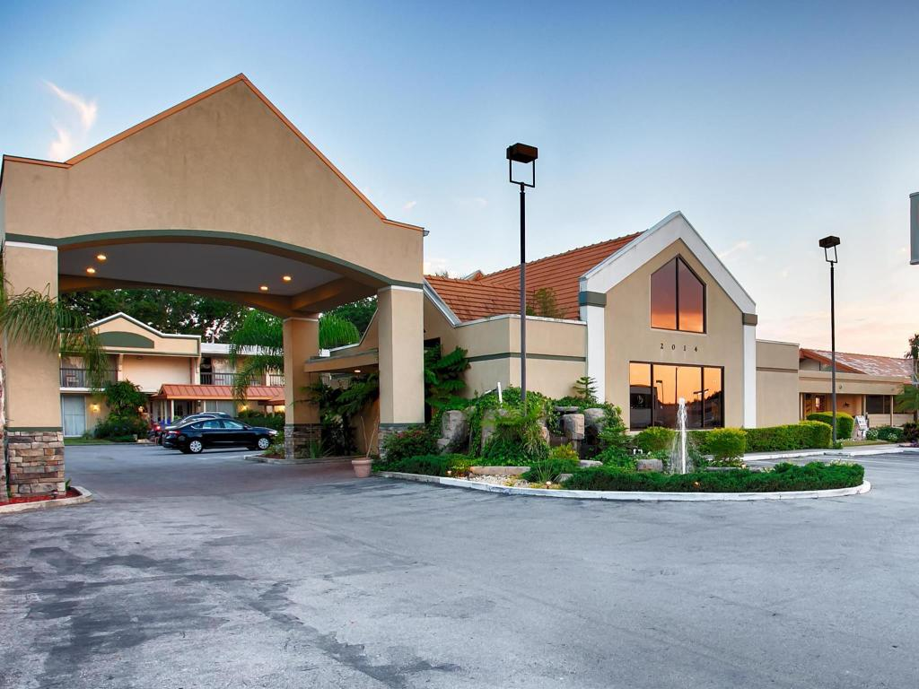 best western orlando airport reviews