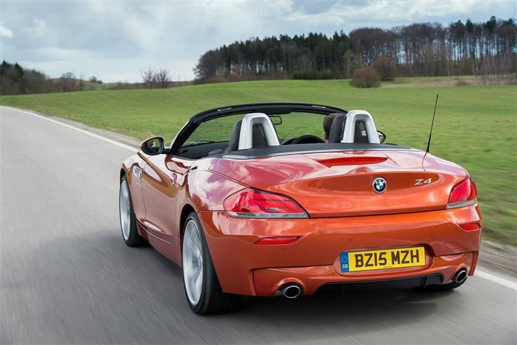 bmw z4 used car review