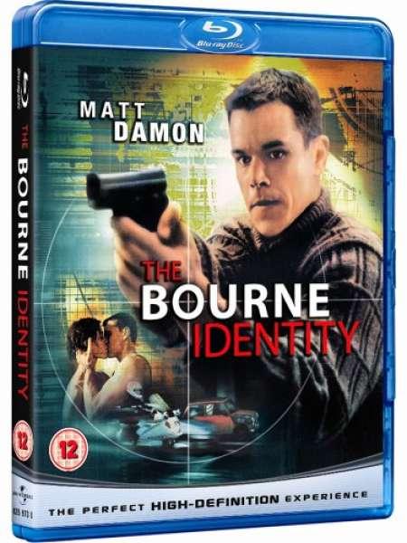 bourne identity blu ray review