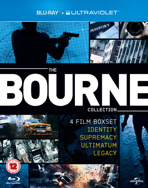 bourne identity blu ray review