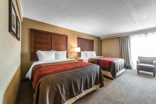 comfort inn central denver reviews