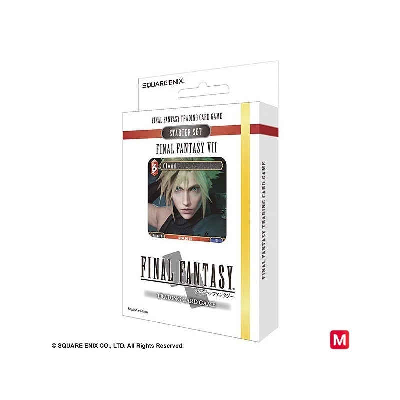 final fantasy trading card game review