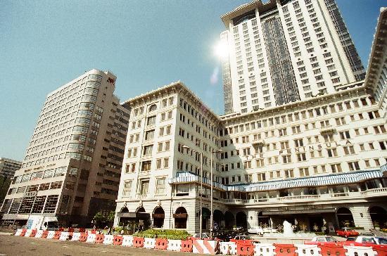 hong kong ymca hotel review
