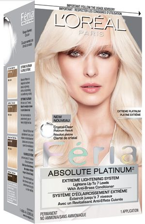 feria absolute platinum blonde reviews