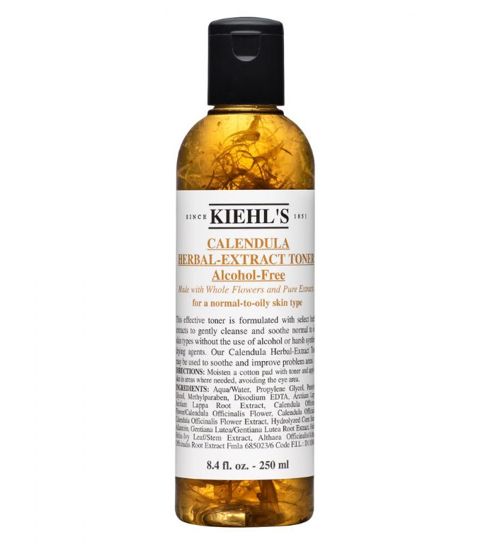 calendula herbal extract alcohol free toner review