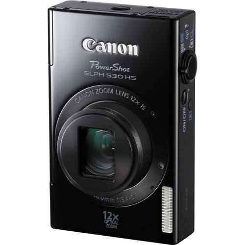 canon powershot elph 530 hs review