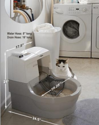 cat genie litter box reviews