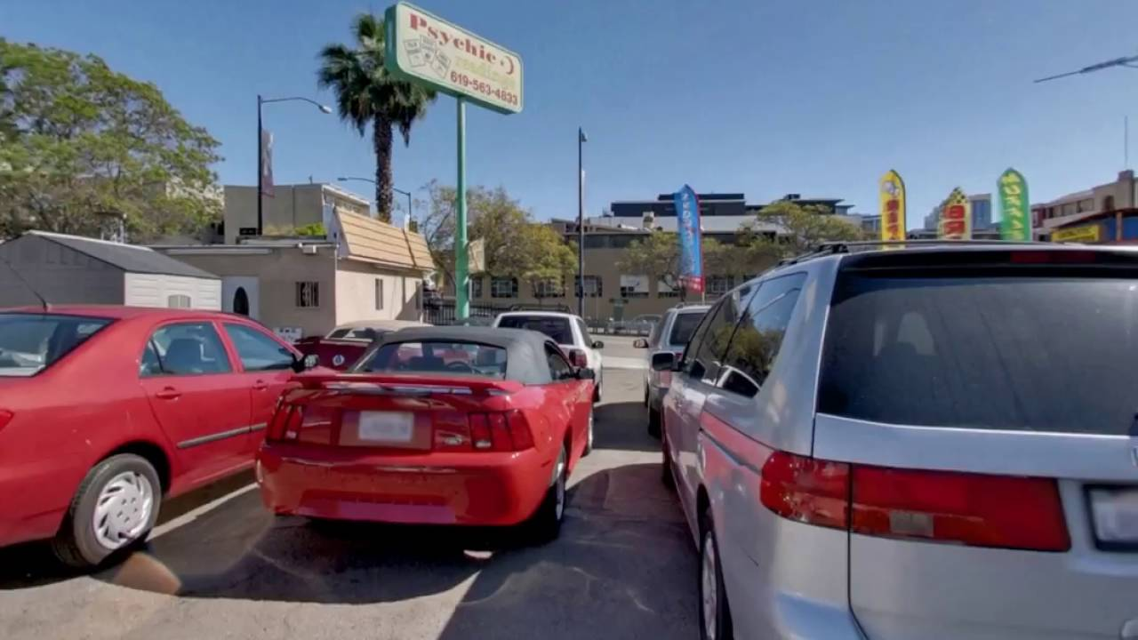 economy car rental reviews san diego