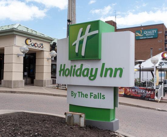 holiday inn niagara falls canada reviews