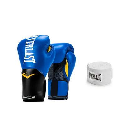 everlast pro style elite training gloves review