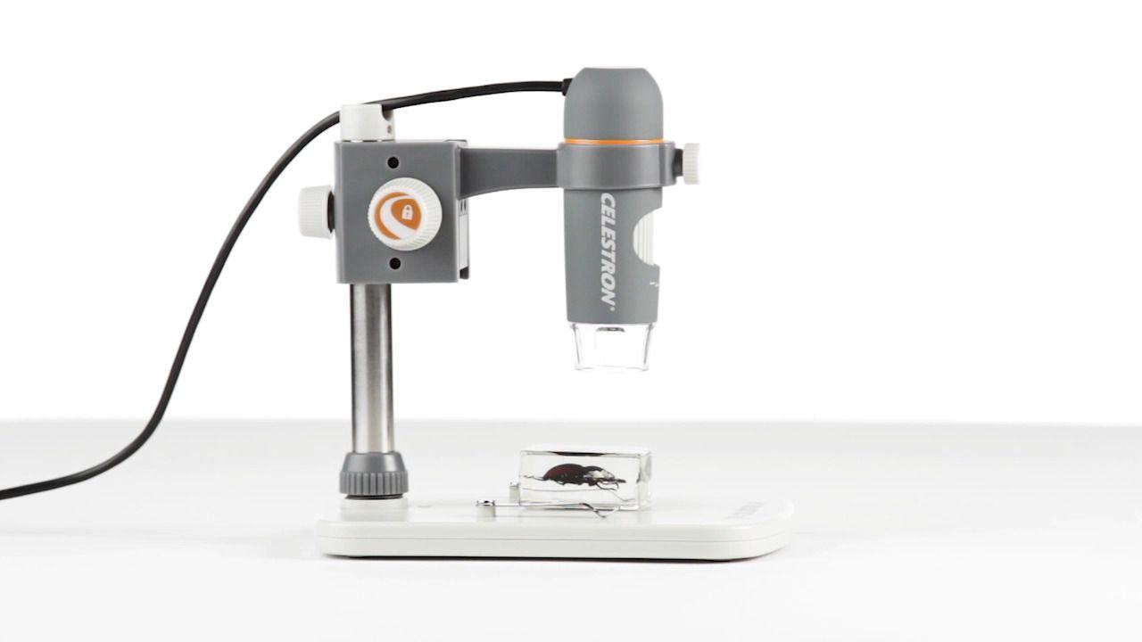 celestron handheld digital microscope pro review