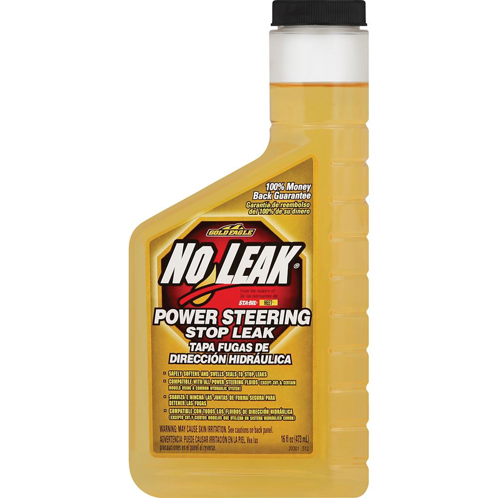 no leak power steering stop leak review
