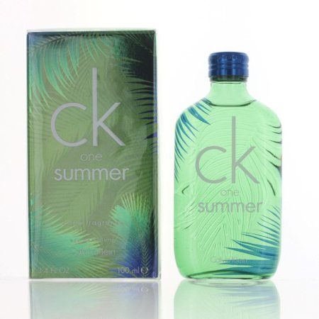 ck one summer 2016 review