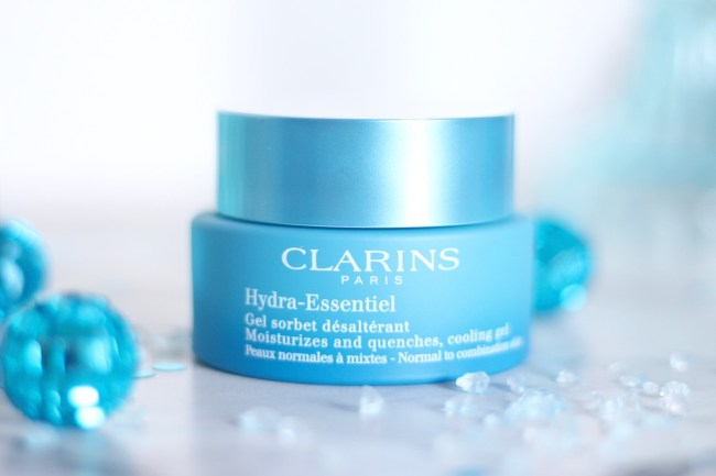 clarins hydra essentiel gel review