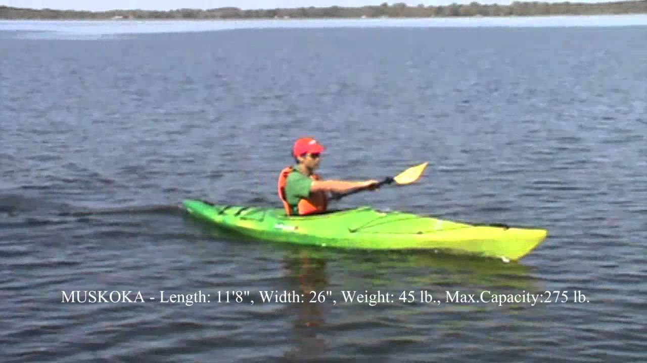 clearwater design muskoka kayak review