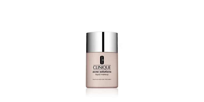 clinique acne solutions foundation review