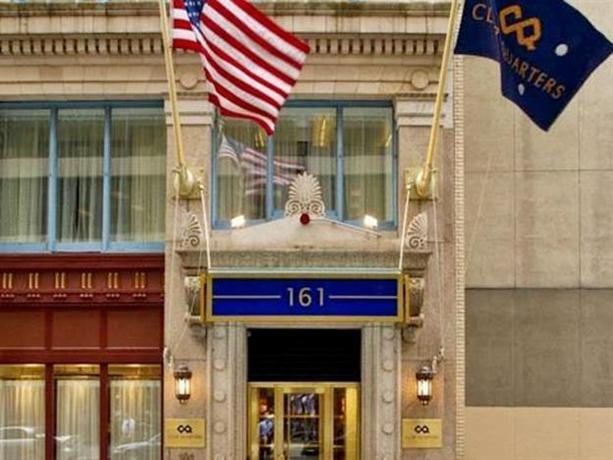 club quarters hotel boston reviews