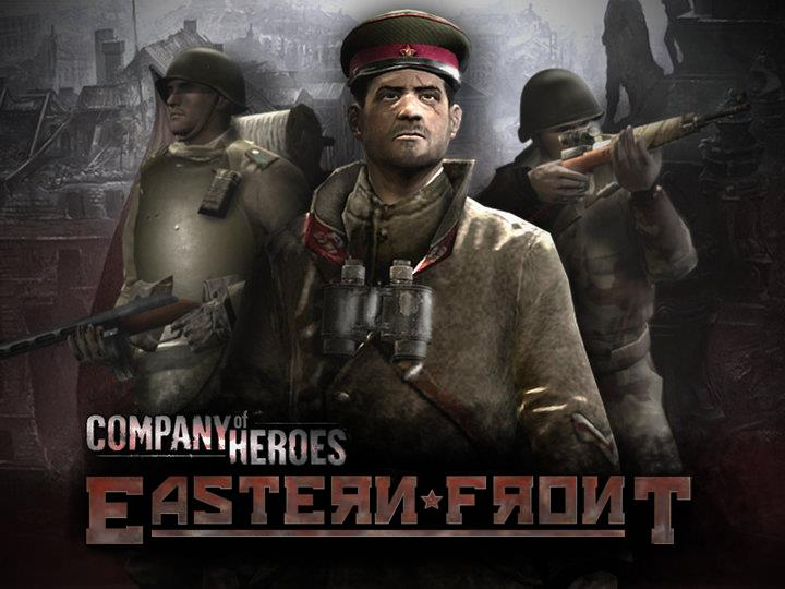 company of heroes eastern front review