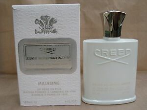 creed perfume silver mountain water review