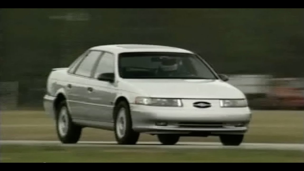 1993 ford taurus sho review
