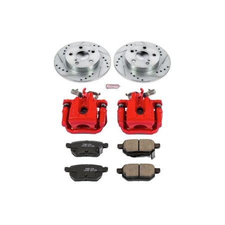 power stop z23 evolution caliper brake kit review