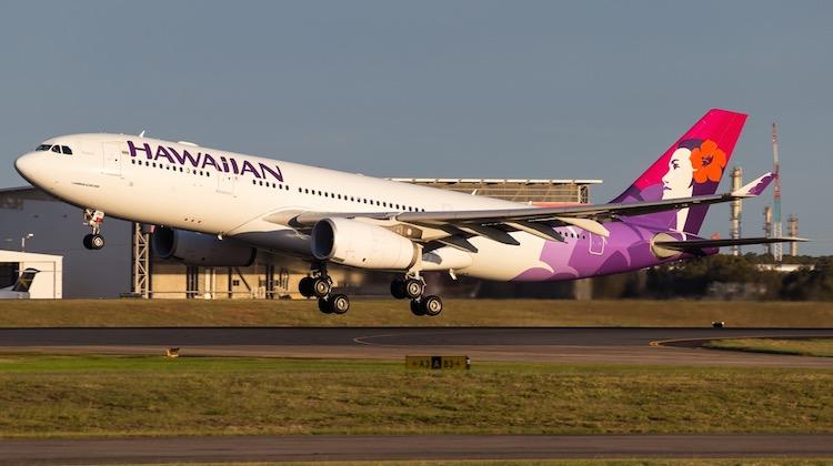hawaiian airlines reviews brisbane to honolulu