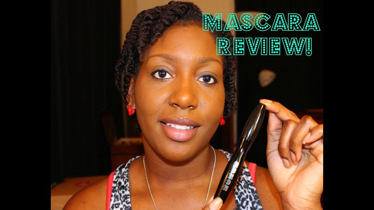 buxom sculpted lash mascara review