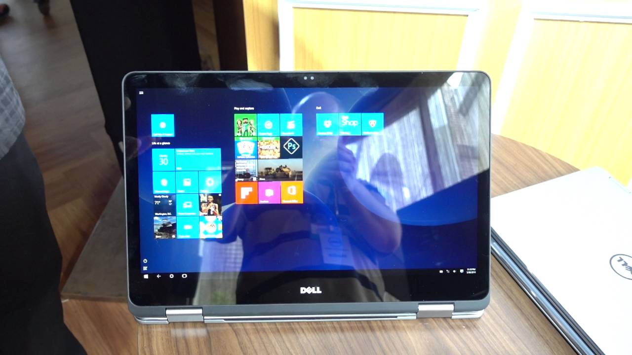 dell inspiron 17 7000 2 in 1 review