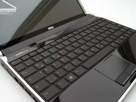 dell xps 13 keyboard review