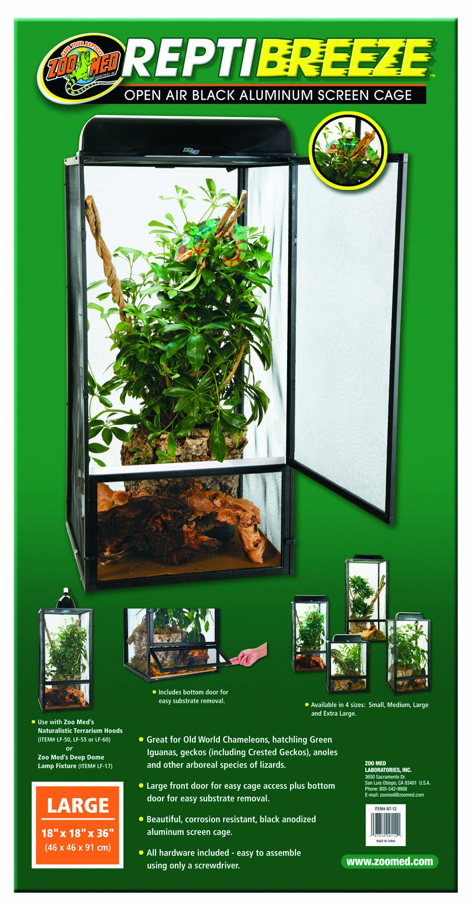 exo terra crested gecko kit review