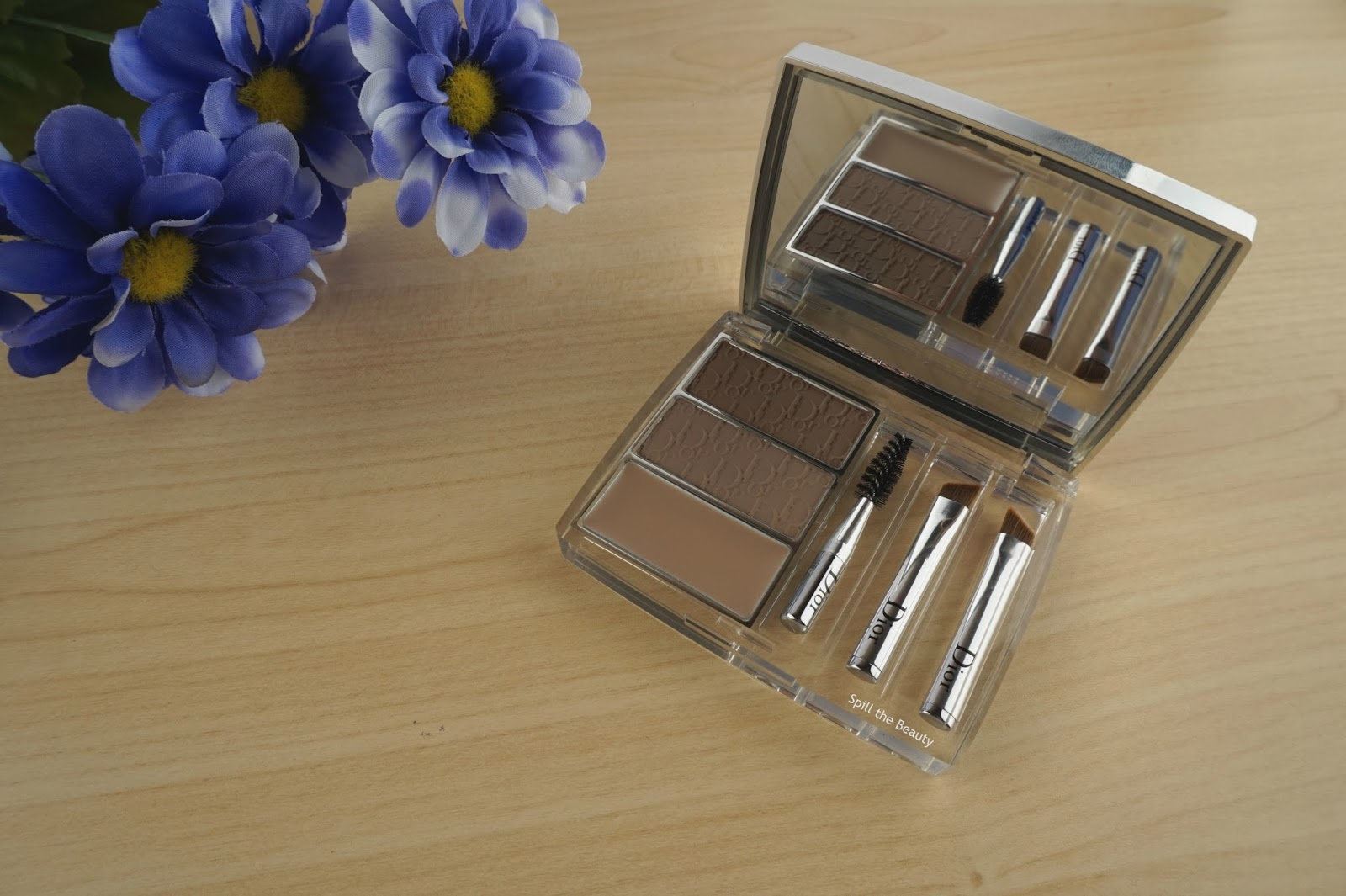 dior all in brow 3d review