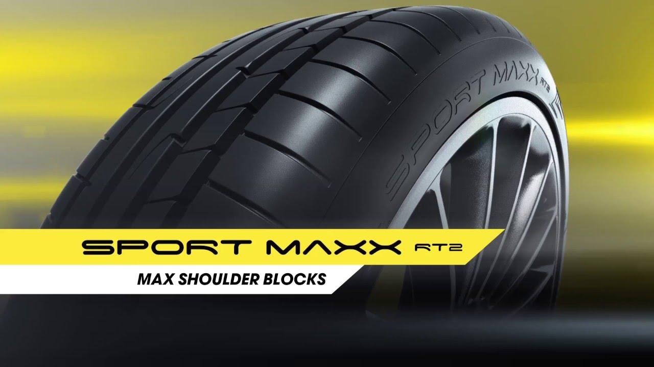dunlop sport maxx race review