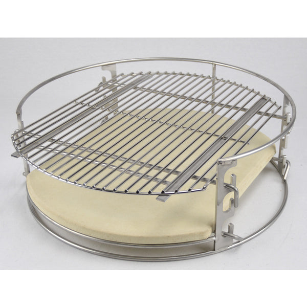 ceramic grill store adjustable rig review