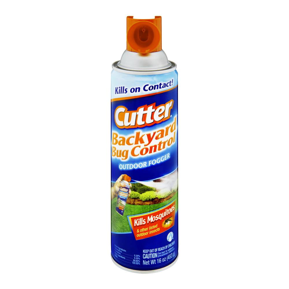 cutter backyard bug control fogger review