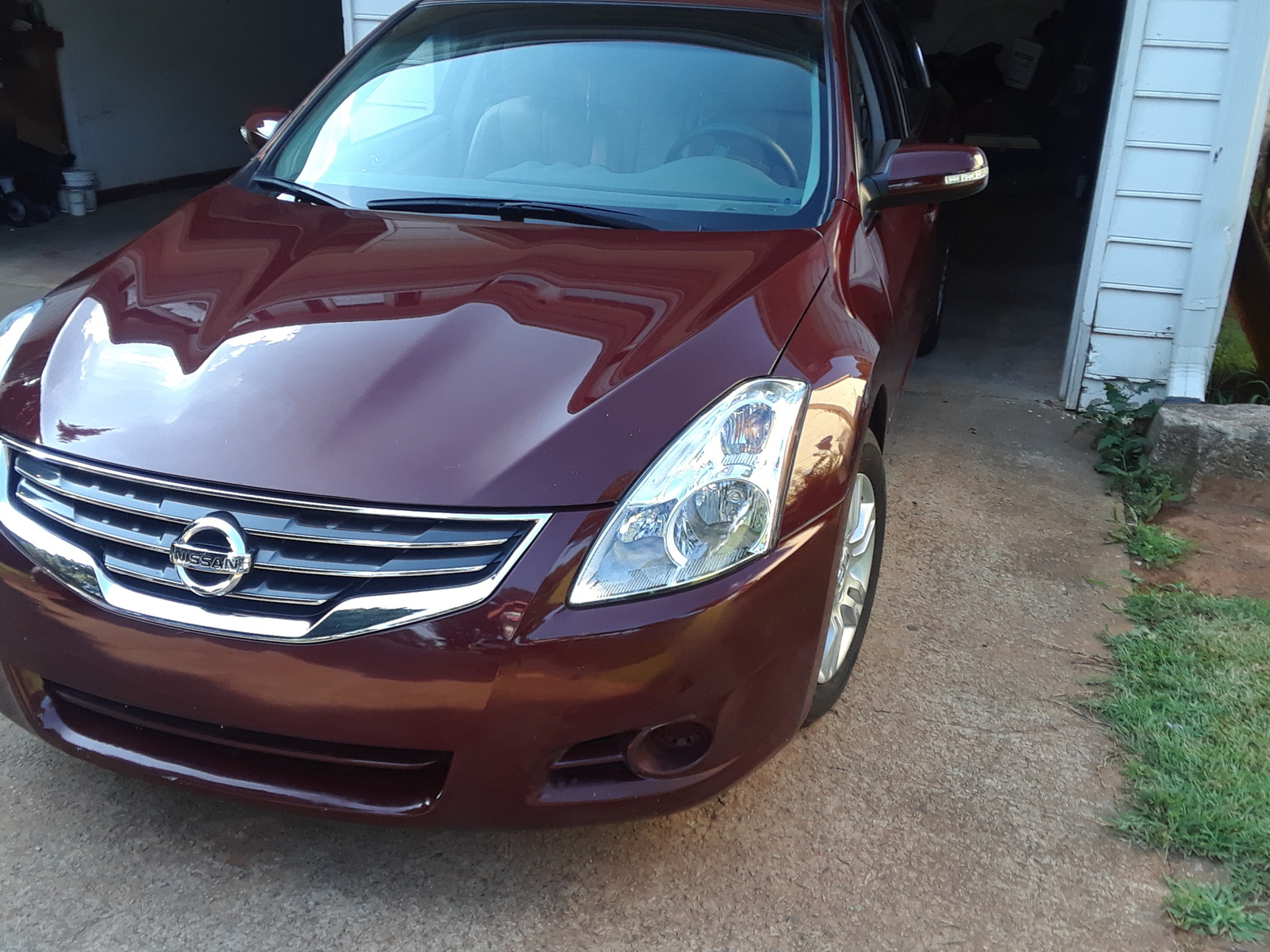 2012 nissan altima 2.5 s sedan review