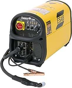 esab 875 plasma cutter review
