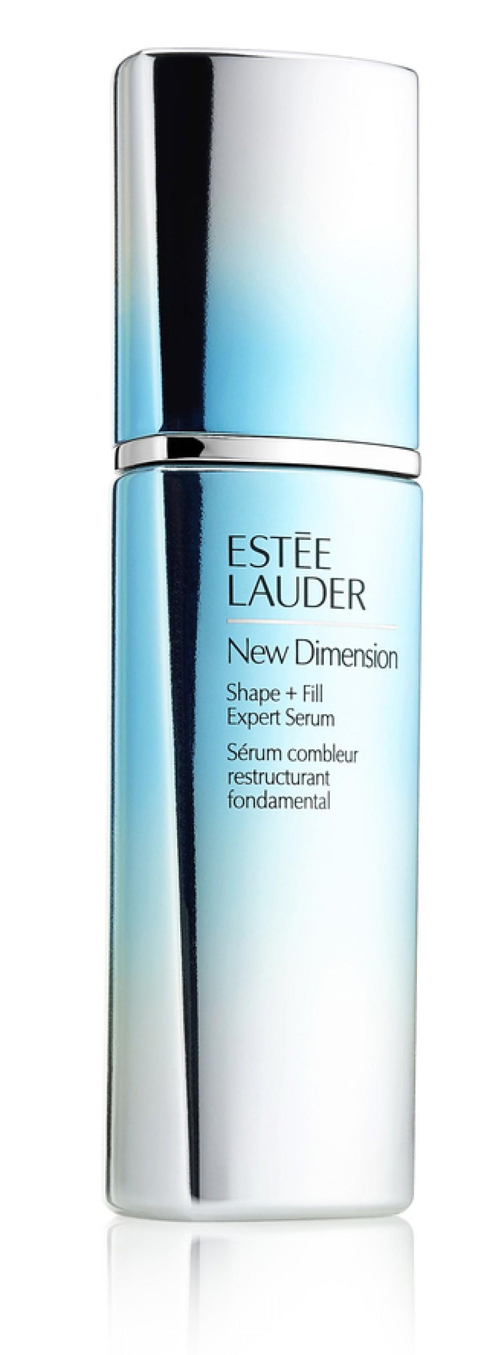 estee lauder new dimension review